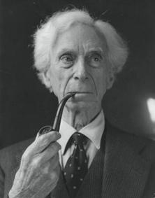 Bertrand Russel ( °1882 - †1970 )