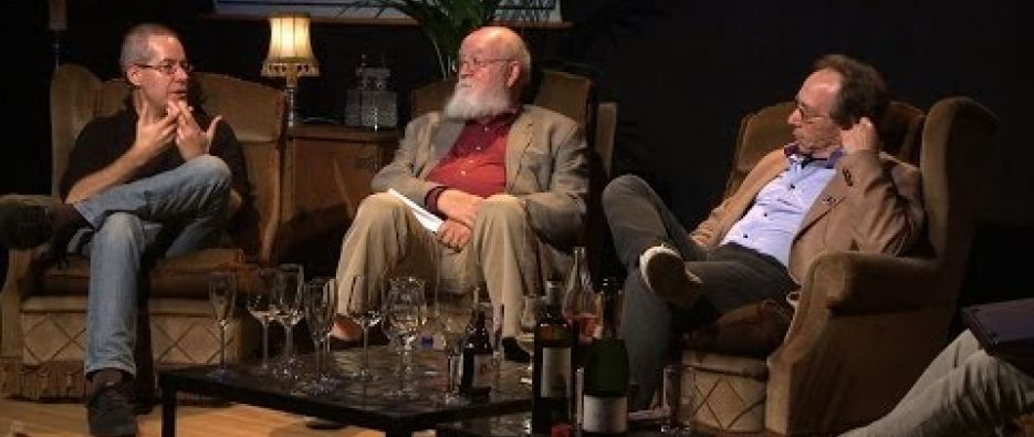 Daniel Dennett, Lawrence Krauss and Massimo Pigliucci discuss The Limits Of Science @ Het Denkgelag