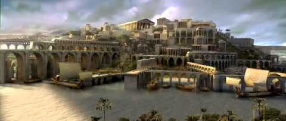 National Geographic - Finding Atlantis - March 2011 - 1/4